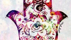 Hamsa About wallpaper