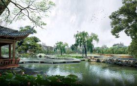 China's landscapes wallpaper
