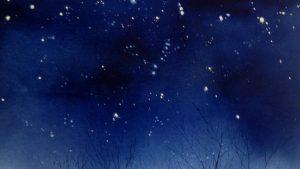 Starry Sky tapet