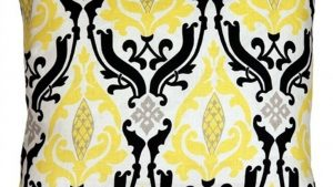 Pattern Damask Jacquard wallpaper