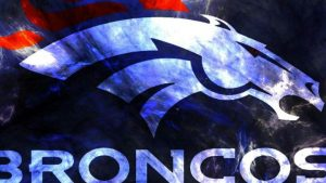 Broncos Girl wallpaper