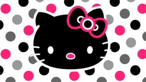 Olá Kitty wallpaper