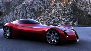 Bugatti Veyron tapetti
