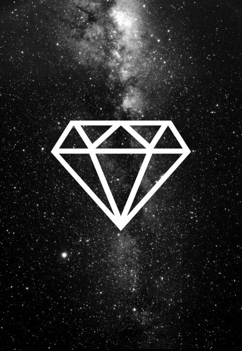 Diamond Swag Wallpaper