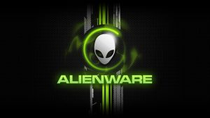 Alienware tapet