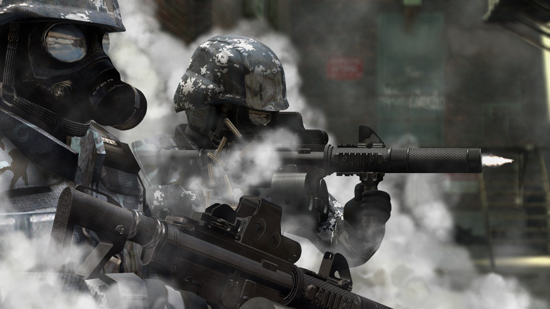 Adorable-Killzone-Soldiers-Gun-Shooting-Smoke-%C2%AB-Kuff-Games-wallpaper-wpc9002059