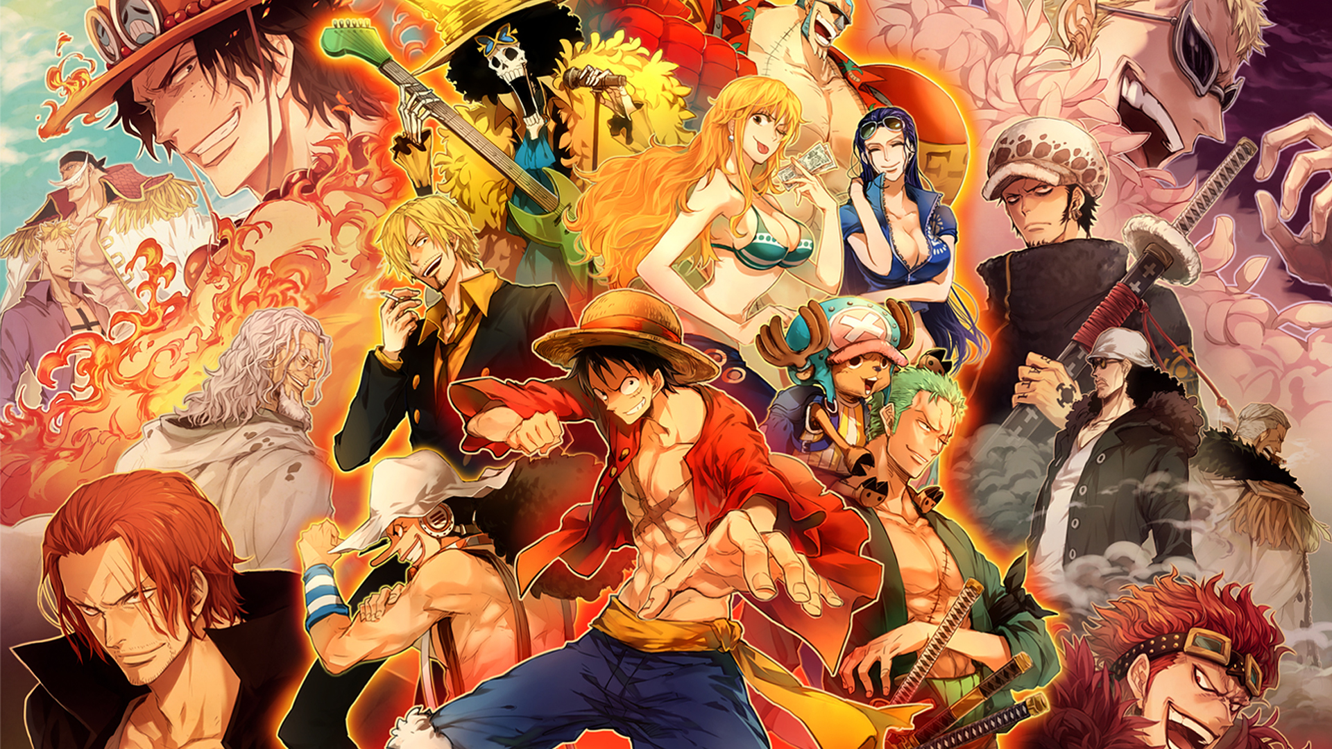 Anime-One-Piece-Shanks-Edward-Newgate-Portgas-D-Ace-Doflamingo-Trafalgar-Law-Usopp-Monkey-D-Luffy-wallpaper-wp3602561