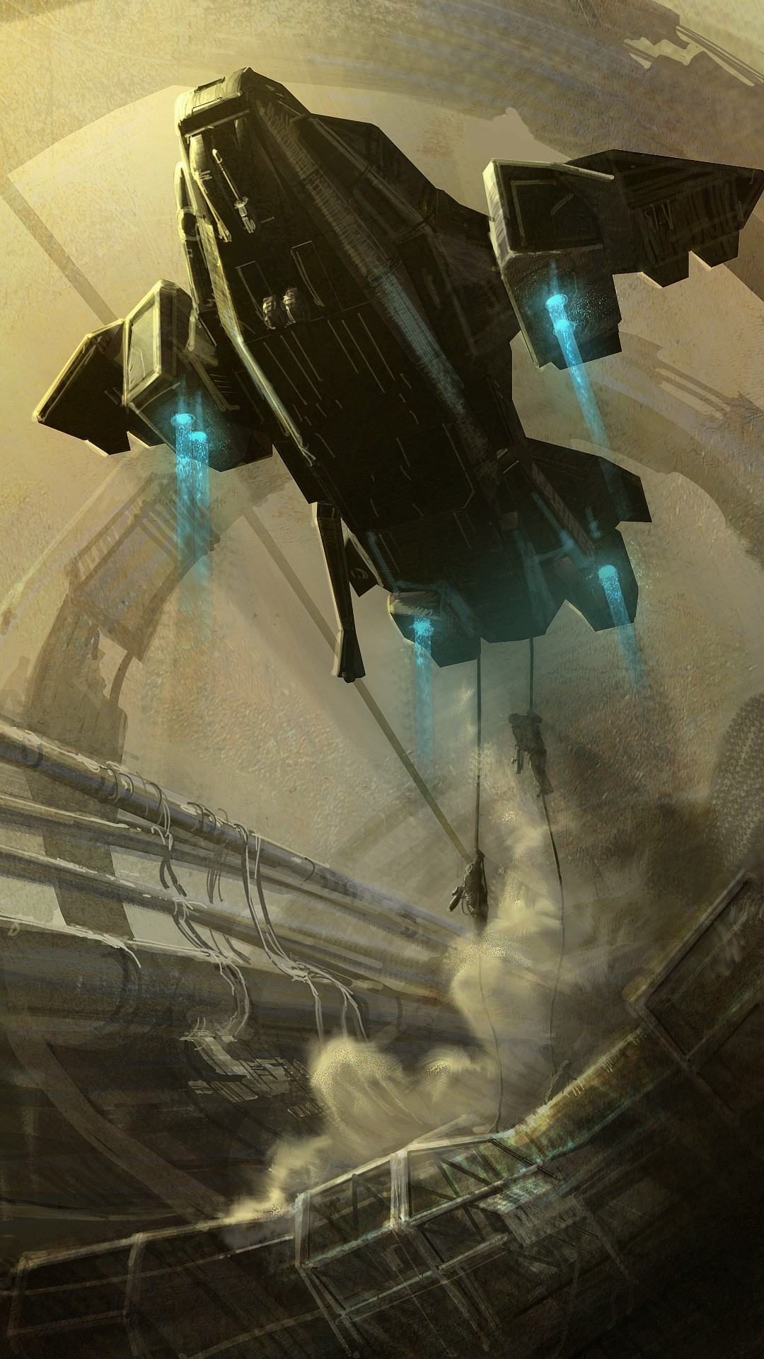 Artwork-liftoff-space-elevator-pelican-sandstorms-unsc-1080x1920-space-pelican-unsc-via-www-al-wallpaper-wp3802546