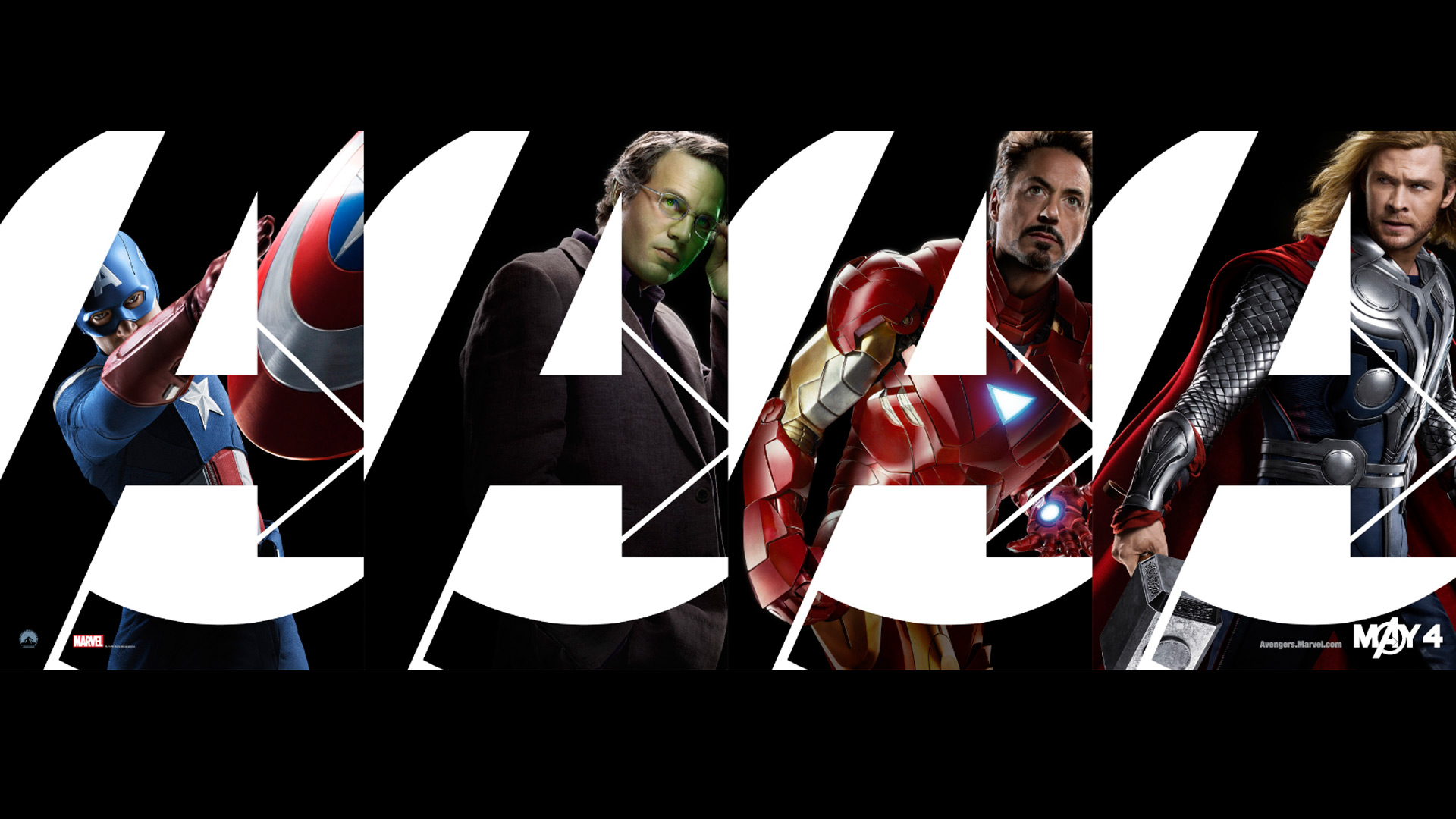 Avengers-Captain-America-Hulk-Iron-Man-Thor-wallpaper-wpc90017