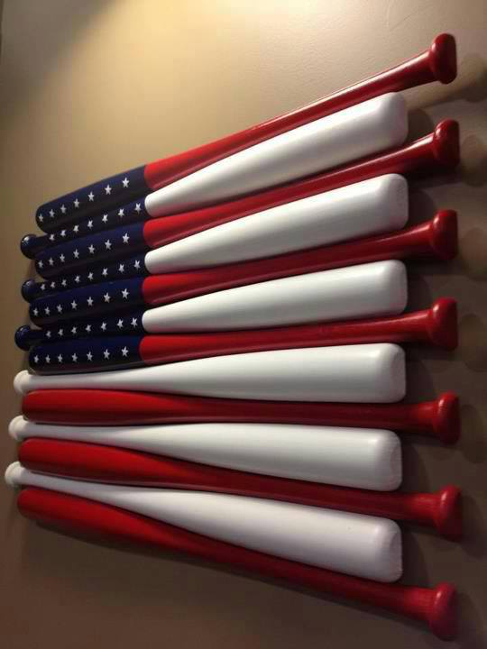 Baseball-bat-wall-art-American-flag-made-from-baseball-bats-red-white-blue-wallpaper-wpc9202775