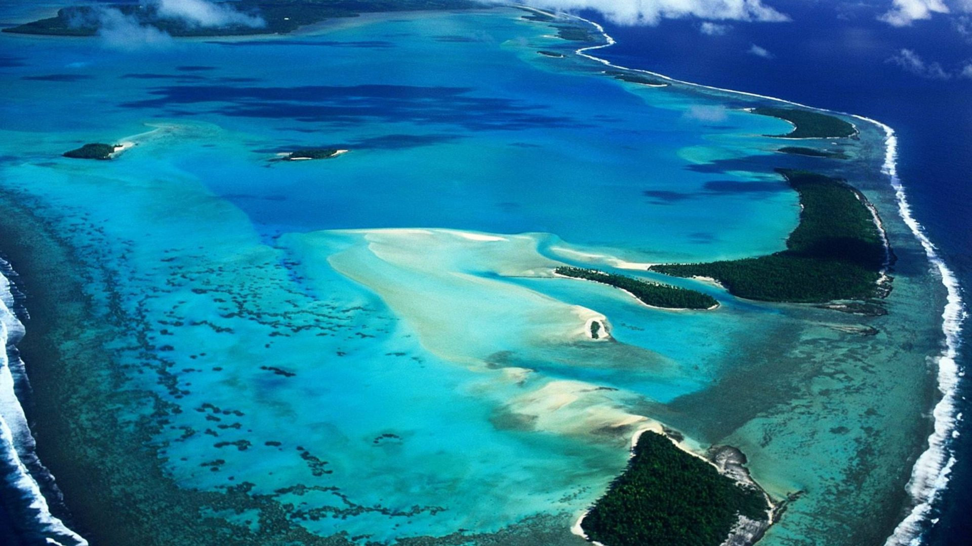 Beaches-Aerial-Pacific-Sea-Polynesia-Atoll-Tropical-Cook-South-Helicopter-Reef-Ocean-Paradise-Arial-wallpaper-wp3802924