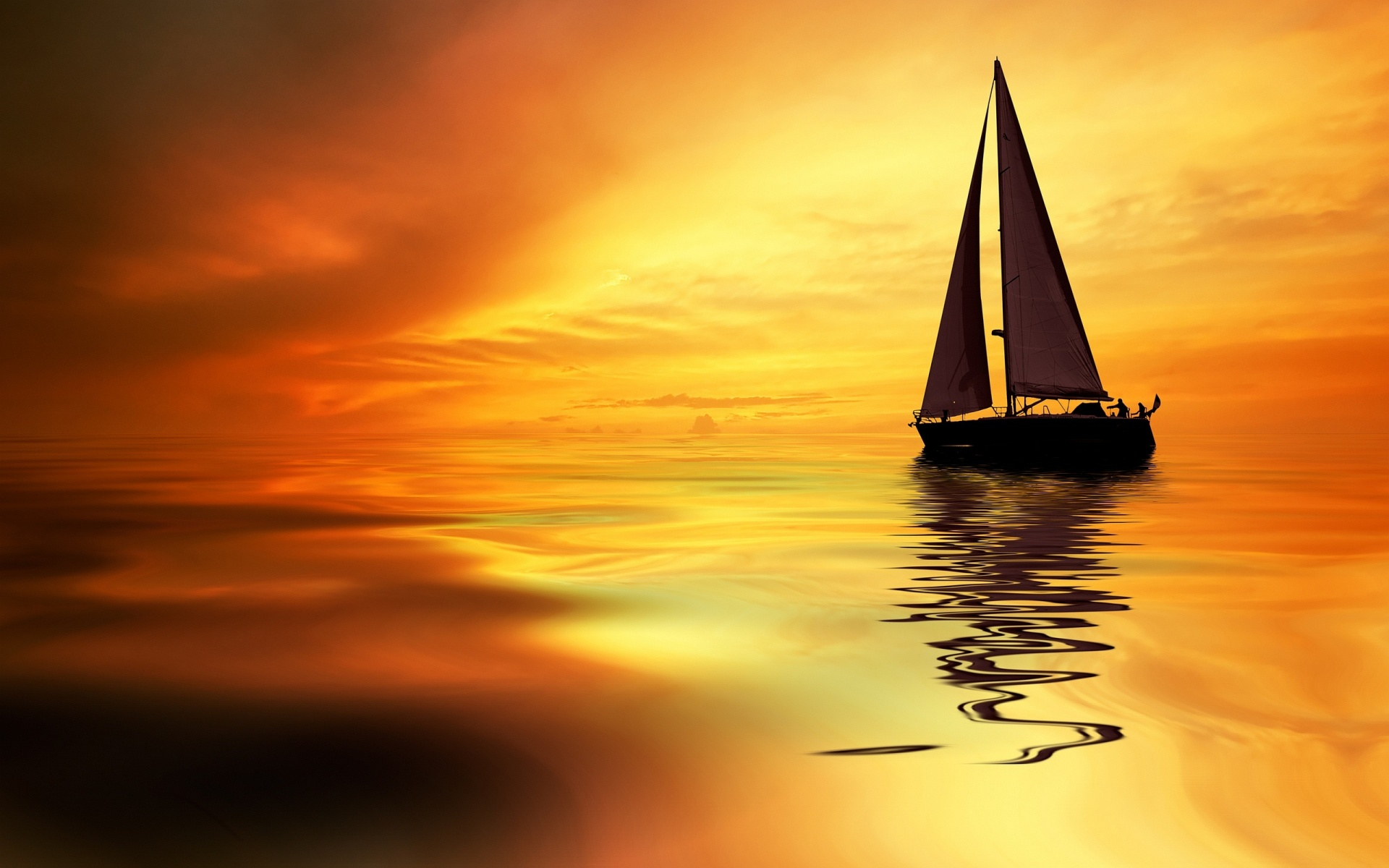 Beautiful-Sailboat-Sunset-wallpaper-wp3603142