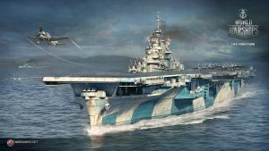 wereld van oorlogsschepen wallpaper
