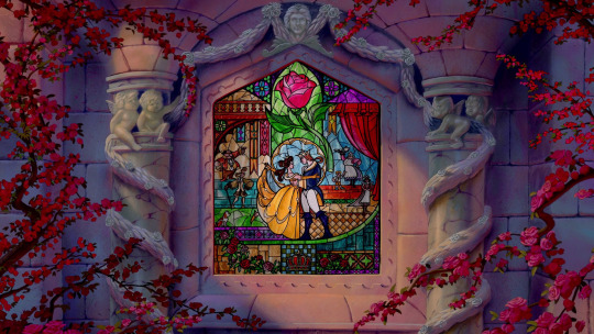 Beauty-and-the-Beast-The-rose-she-had-offered-was-truly-an-enchanted-rose-which-would-bloom-wallpaper-wp3803017