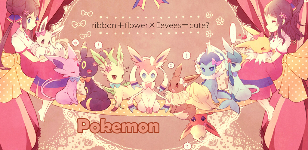 Best-images-about-Pokemon-on-Pinterest-Cute-pokemon-Pokemon-%C3%97768-Eevee-evolutions-wallpaper-wpc5802789