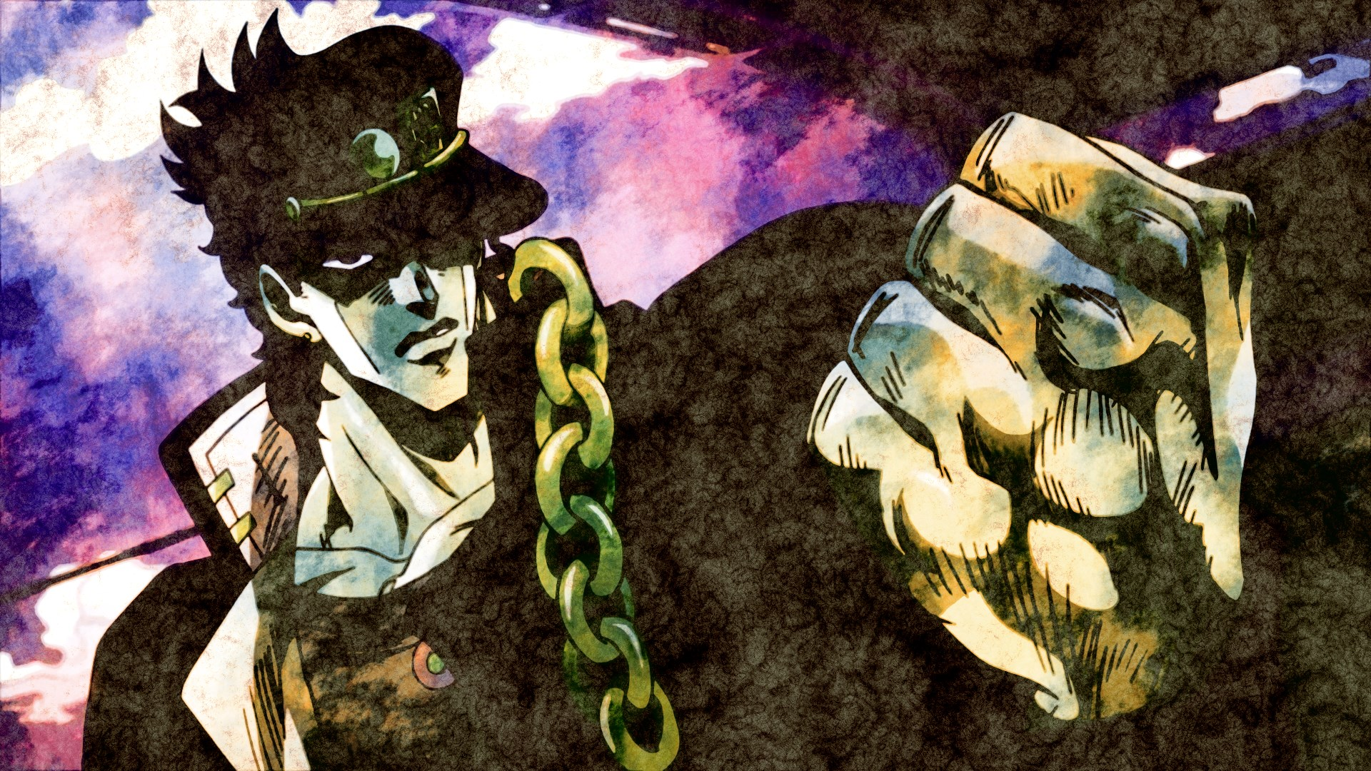 Best-jojos-bizarre-adventure-backround-by-Pittman-Cook-wallpaper-wp3803122