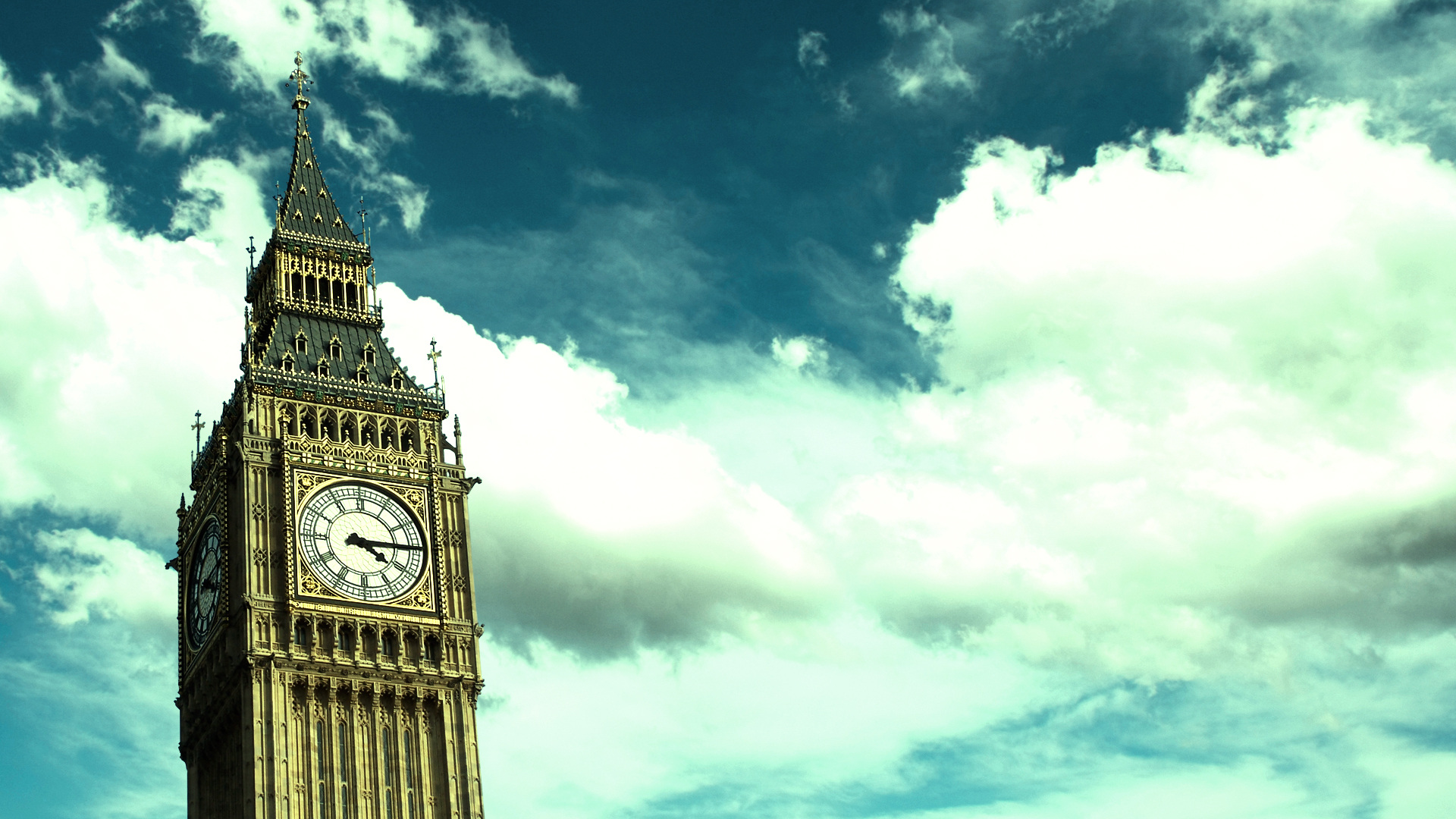 Big-Ben-The-Big-Ben-tower-holds-the-largest-four-faced-chiming-clock-in-the-world-and-is-the-third-wallpaper-wp3803156