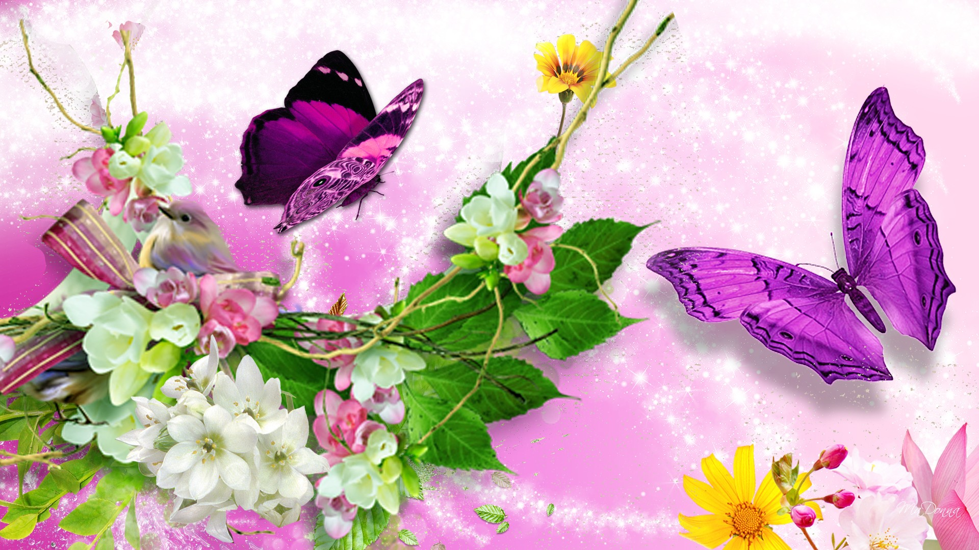 Birds-Butterflies-wallpaper-wp3803190