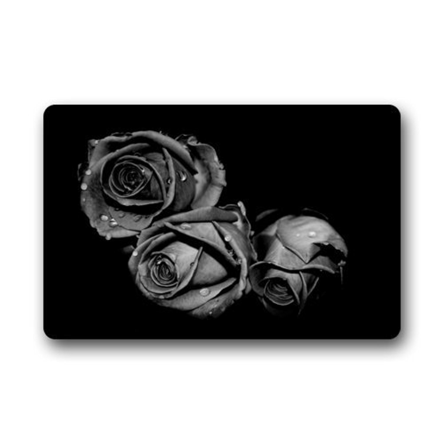 Black-Rose-Non-Slip-Rubber-Entrance-Door-Mat-Doormats-x-Inch-Awesome-products-selected-wallpaper-wpc9203066