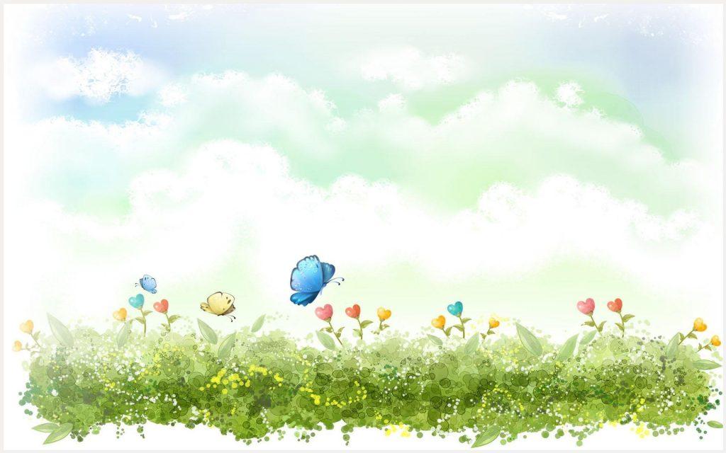 Blue-Butterfly-In-Green-Garden-blue-butterfly-in-green-garden-desktop-blue-butterfly-in-wallpaper-wp3803295