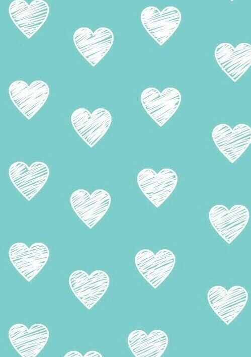 Blue-and-hearts-whites-wallpaper-wp3603548
