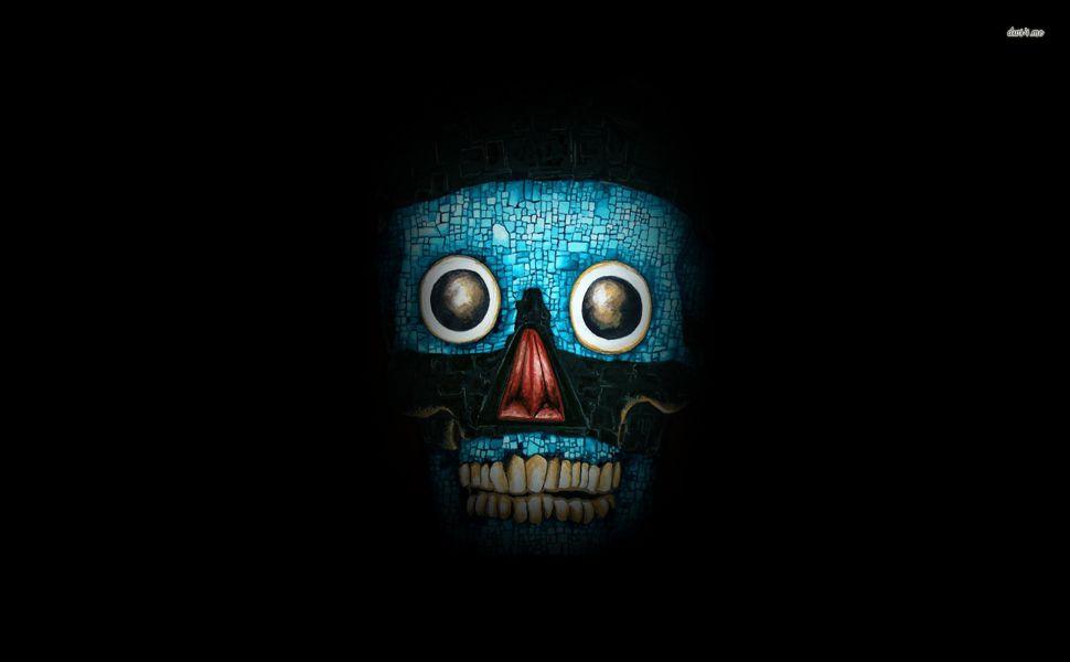 Blue-mosaic-skull-HD-wallpaper-wp3803317