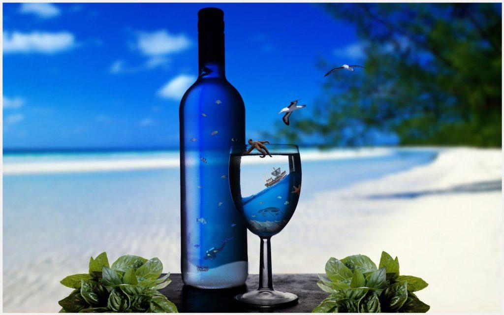 Bottle-Beach-And-Wine-Bottle-bottle-beach-and-wine-bottle-1080p-bottle-beach-wallpaper-wpc5803024
