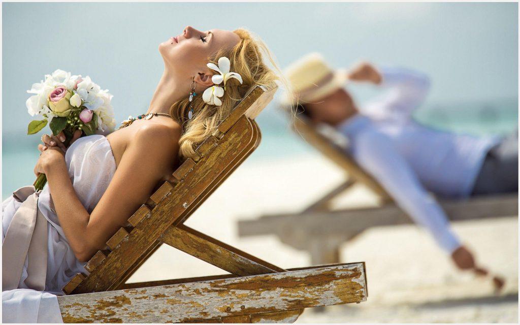 Bride-Groom-On-Beach-Love-bride-groom-on-beach-love-1080p-bride-groom-on-beac-wallpaper-wpc5803049