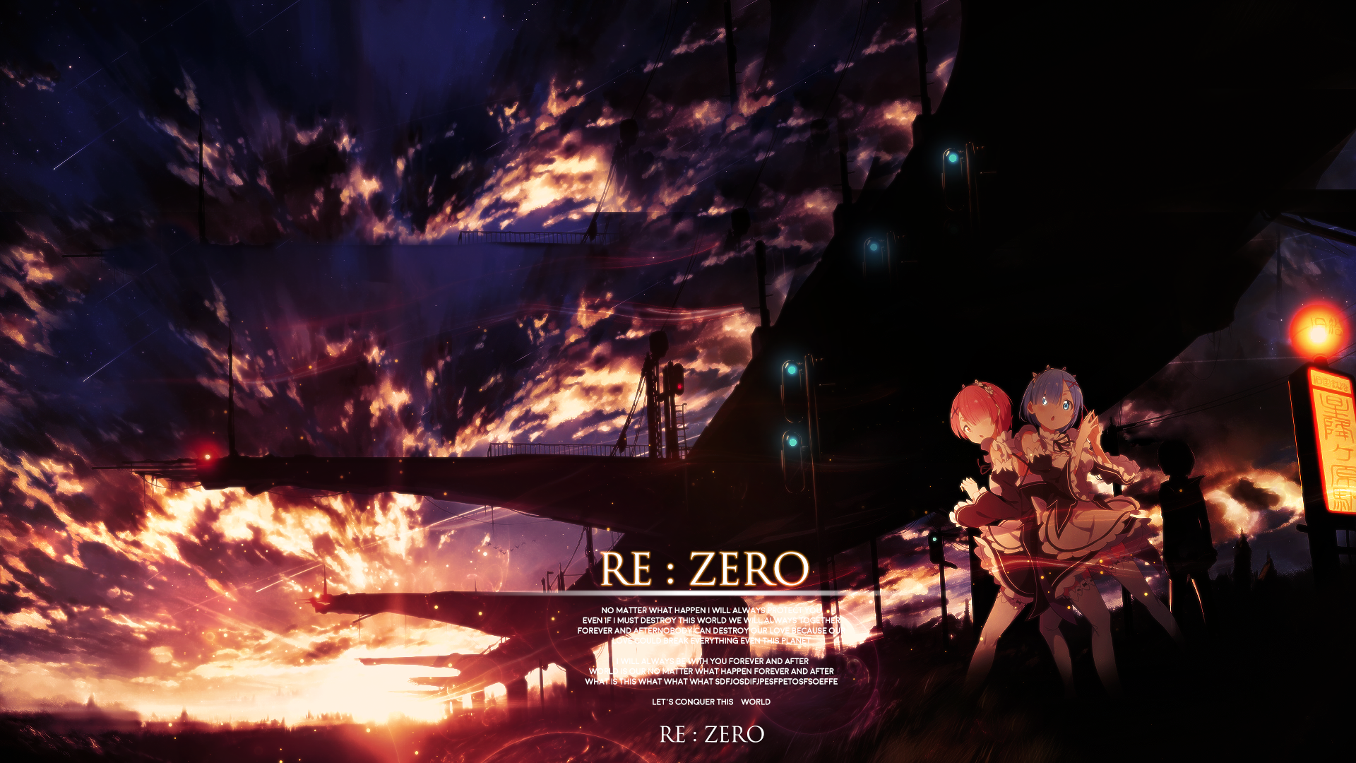Can-someone-please-remove-all-the-text-and-remove-the-white-line-Re-zero-1920x1080-Need-iPhone-wallpaper-wp3603877