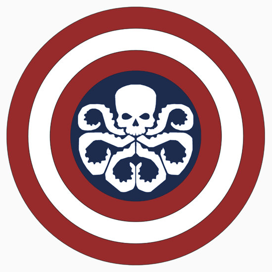 Captain-Hydra-Redbubble-T-shirt-CaptainAmerica-Marvel-Hydra-HailHydra-SteveRogers-wallpaper-wpc5803252