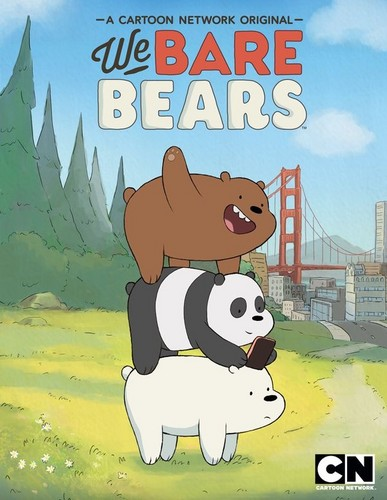 Cartoon-Networks-We-Bare-Bears-Poster-we-bare-bears-Photo-wallpaper-wpc5803307