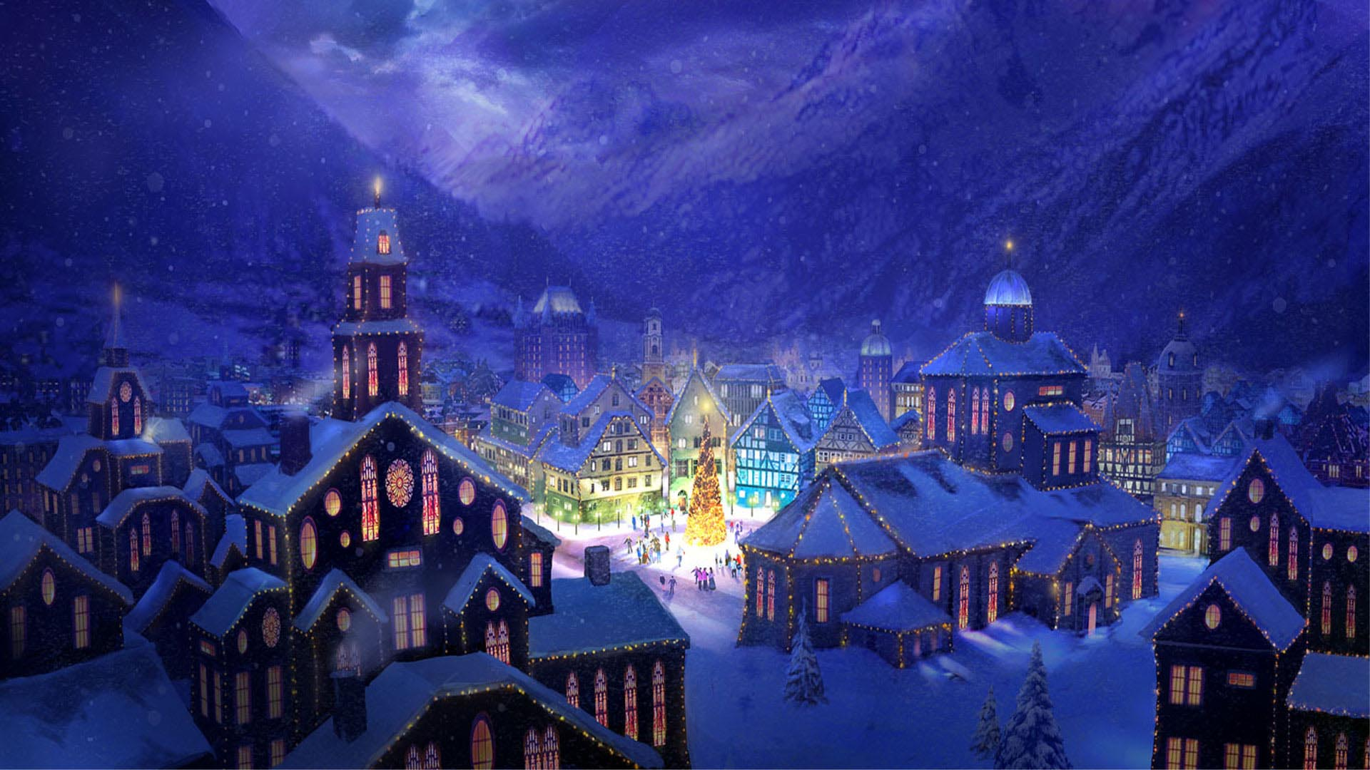 Christmas-Landscapes-Christmas-Village-Square-HD-%C2%BB-FullHDWpp-Full-HD-wallpaper-wp3803782