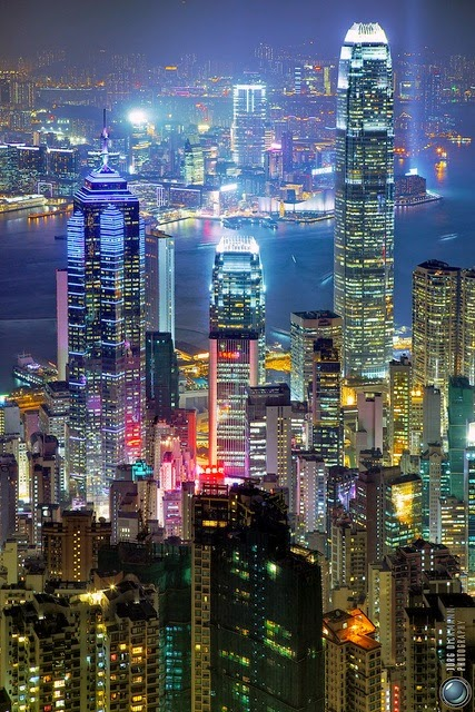 City-Lights-Hong-Kong-wallpaper-wpc5803502