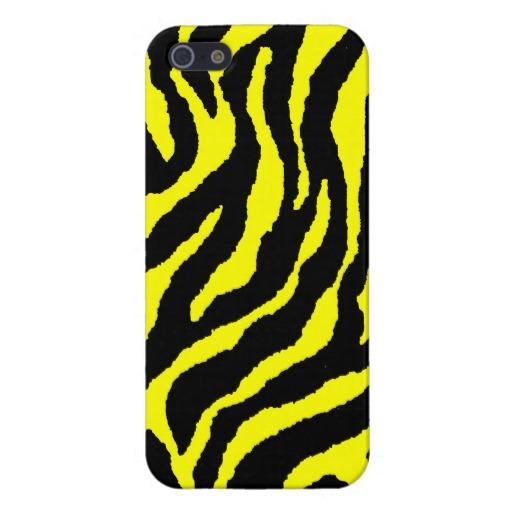 Corey-Tiger-s-Retro-Tiger-Stripes-iPhone-Case-Yellow-wallpaper-wpc5803731