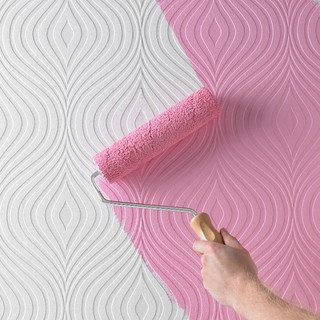 Curvy-paintable-This-fun-midcentury-pattern-cries-out-to-be-painted-in-a-bright-hue-And-wallpaper-wpc5803809