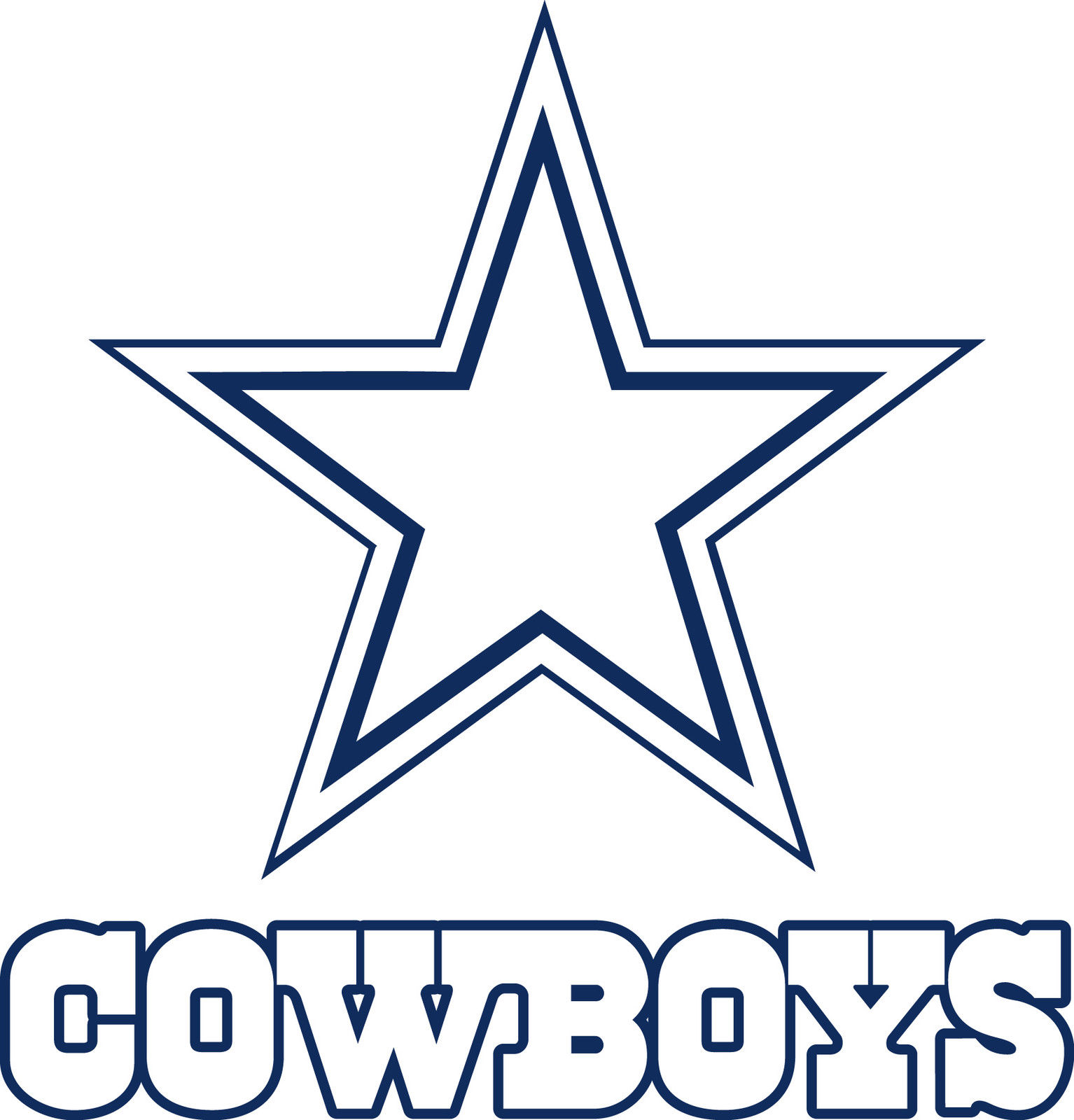 Dallas-Cowboys-Logo-Drawings-DALLAS-COWBOYS-Star-Lo-wallpaper-wp3804335