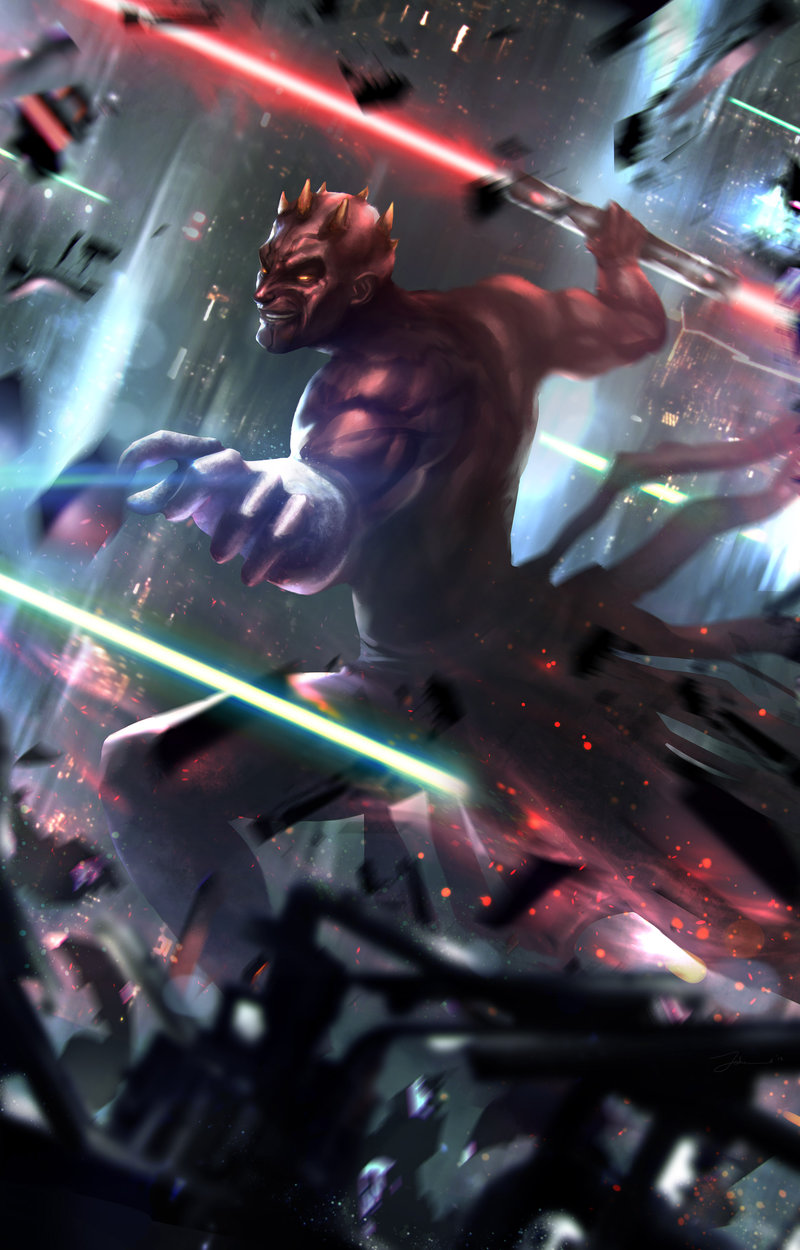 Darth-Maul-Johnathan-Chong-wallpaper-wpc9004040