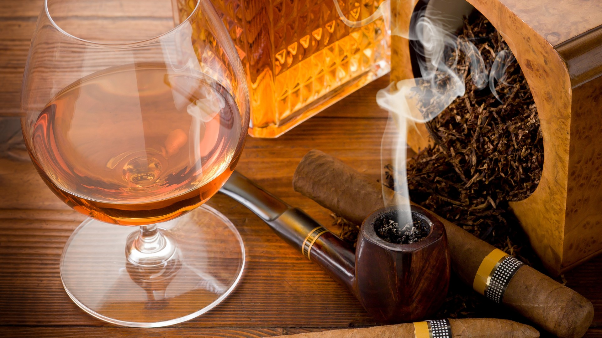 Download-table-glass-brandy-tobacco-cigars-pipe-miscellanea-resolution-1920x1080-wallpaper-wp3804827