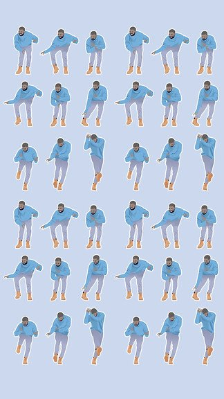 Drake-Hotline-Bling-Dance-iPhone-Plus-wallpaper-wpc5804421