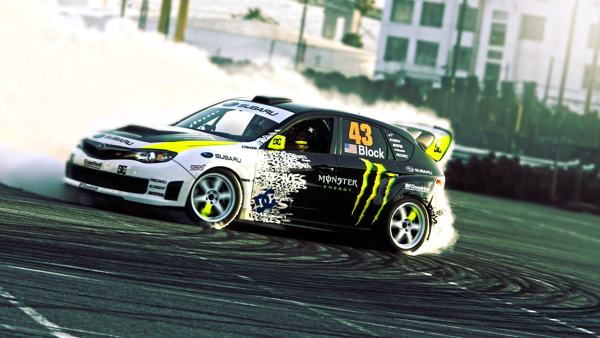 Drift-Car-wallpaper-wpc9004564