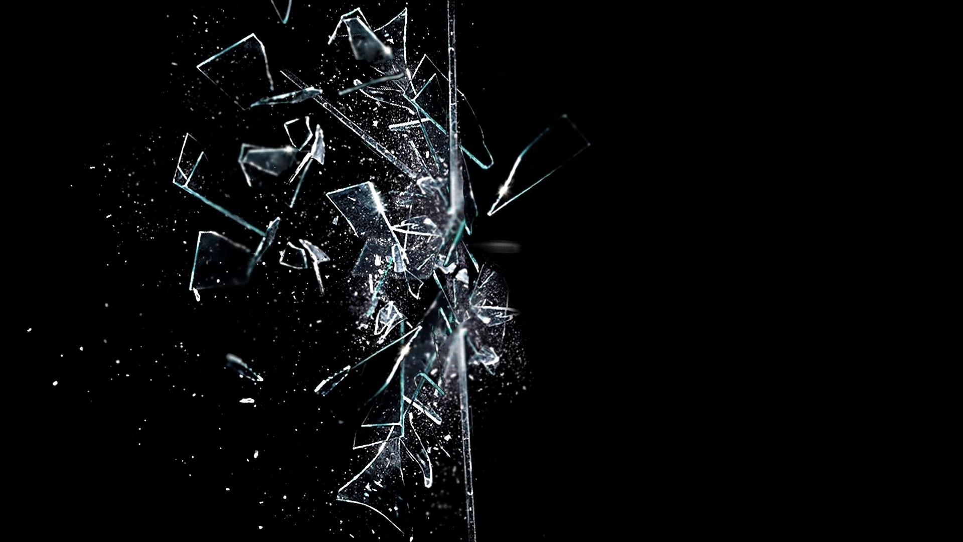 10 Broken Glass Textures Mockup  CM 18698  Creative Market