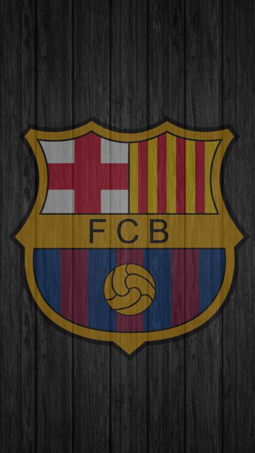 File-attachment-for-Apple-iPhone-Plus-HD-Barcelona-FC-Logo-in-dark-background-wallpaper-wpc9004926