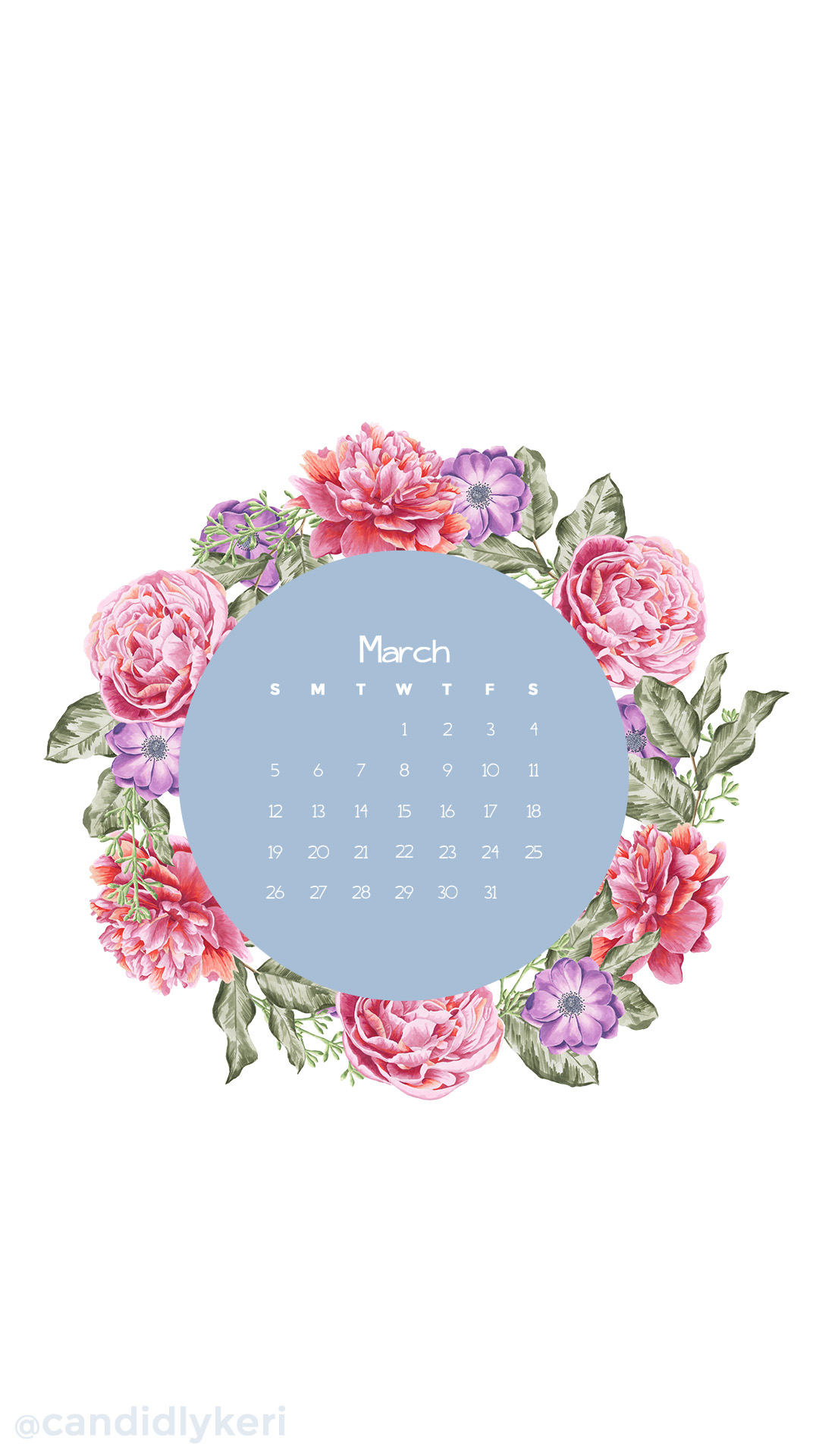 Flower-Crown-pink-flower-March-calendar-you-can-download-for-free-on-the-blog-For-an-wallpaper-wp3605643