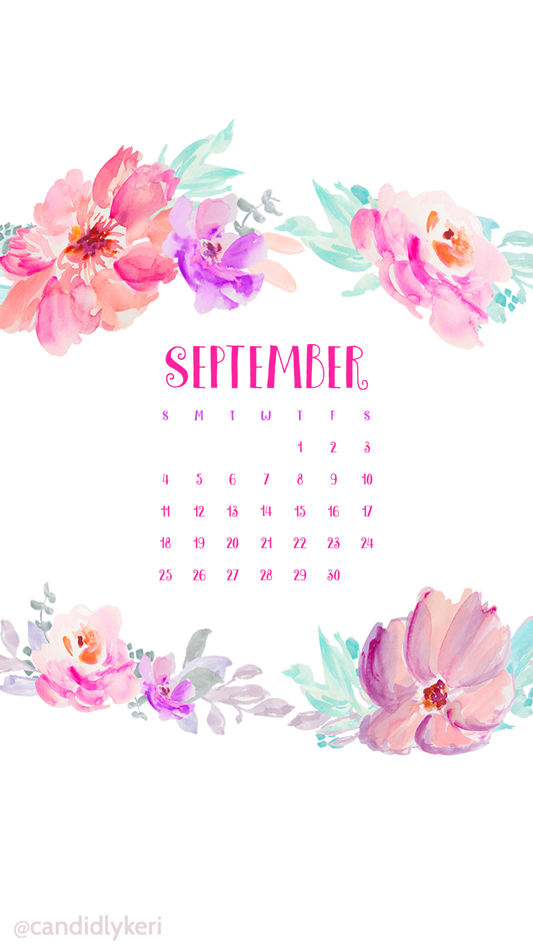 Flower-crown-watercolor-September-calendar-you-can-download-for-free-on-the-blog-For-wallpaper-wp3605644
