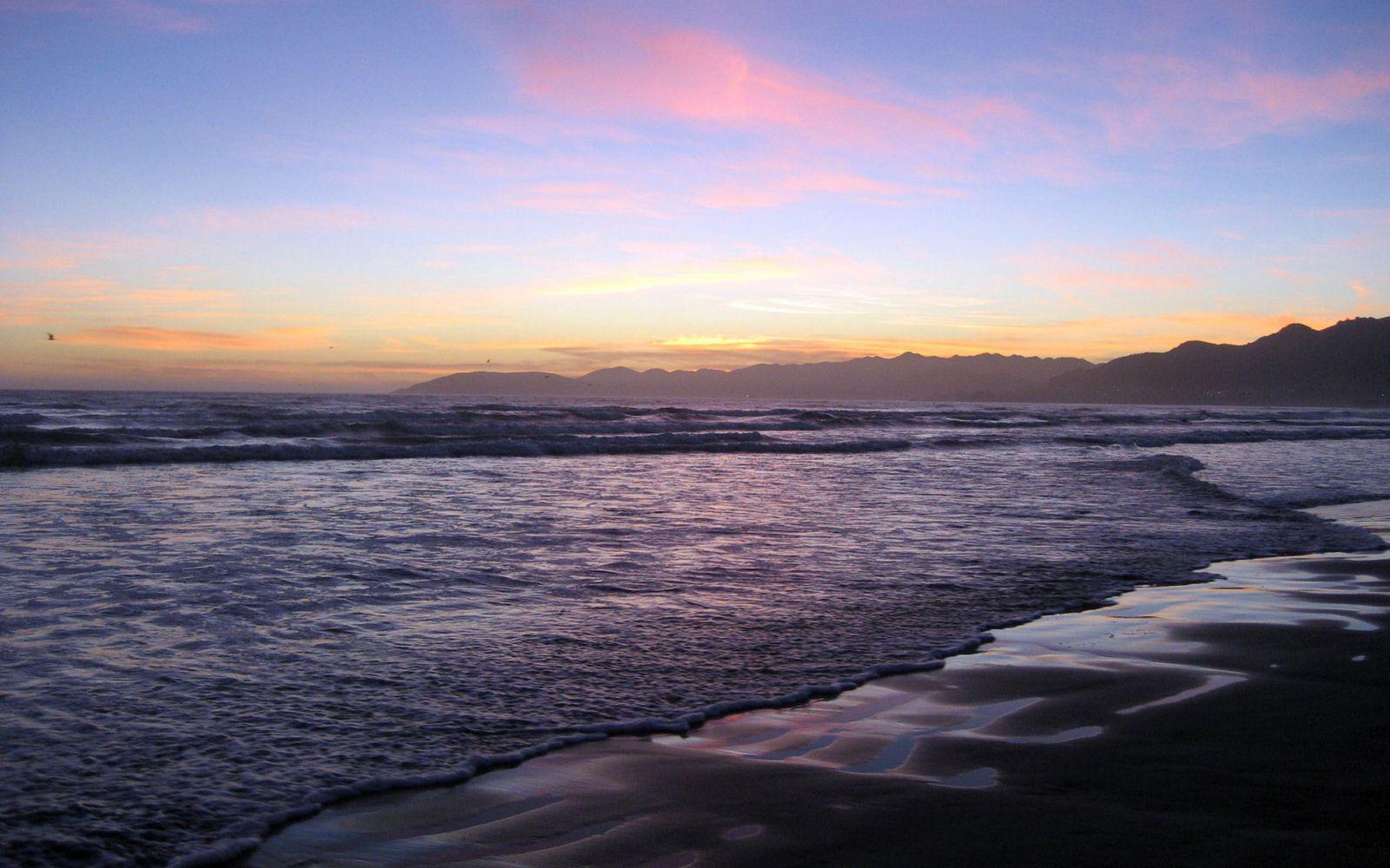 Free-Download-HD-Widescreen-Black-Sea-Summer-Sunset-iPhone-wallpaper-wp3605851