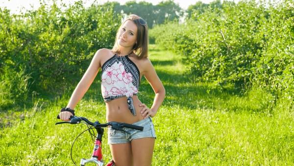 Girl-with-bicycle-HD-for-Standard-Fullscreen-UXGA-SXGA-Wide-Widescreen-W-wallpaper-wp3606180