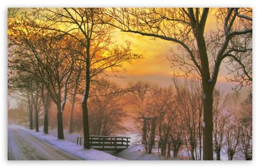 Golden-Winter-Sunset-HD-for-Wide-Widescreen-WHXGA-WQXGA-WUXGA-WXGA-WGA-HD-wallpaper-wp3606278