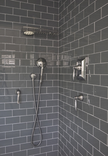 Grey-subway-tile-accent-in-grey-glass-wallpaper-wpc9005669