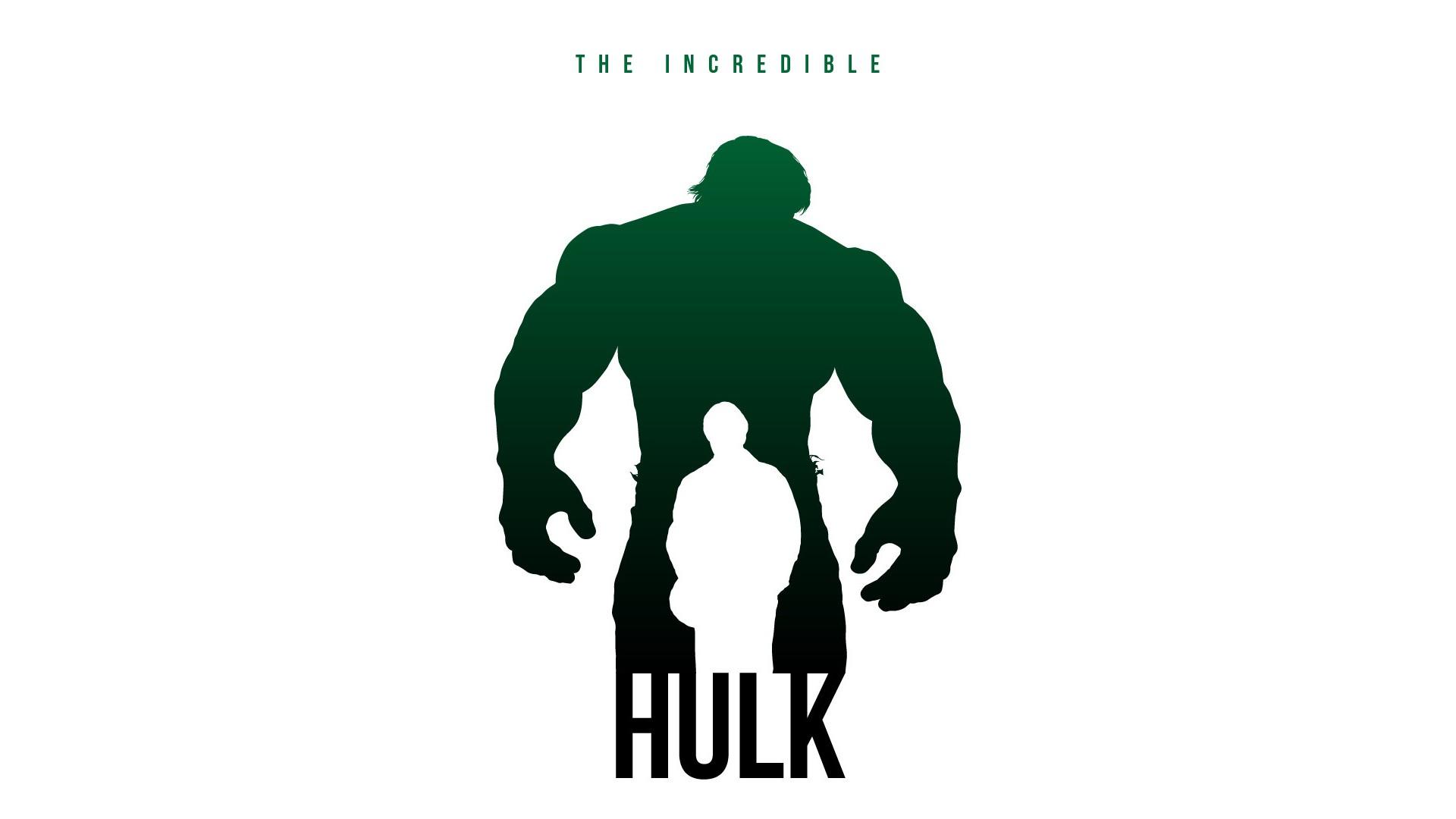 Hulk-comic-character-minimalistic-silhouette-Marvel-Comics-The-Avengers-posters-fan-art-white-back-wallpaper-wpc5806137