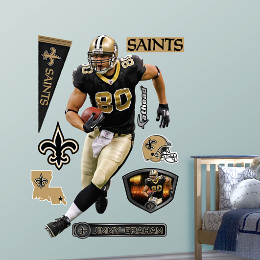 Jimmy-Graham-New-Orleans-Saints-This-kind-of-thing-could-just-cover-all-the-walls-in-my-house-Al-wallpaper-wpc5806480
